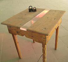 peace table by tulay cakir