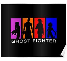 Ghost Fighter Poster