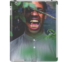 Travi$ Scott Gold Grill iPad Case/Skin