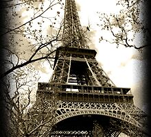 Effiel Tower by Beth A