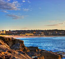 Bondi Beach by Mark Richards