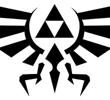 Legend Of Zelda Tri-Force by BIGSAUCE