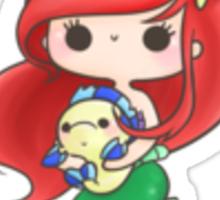 Ariel Sticker