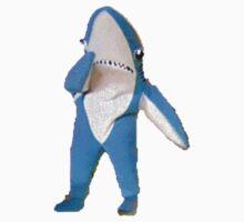 Superbowl Left Shark by swern