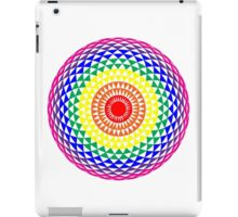 Chakra Geometric Eye  iPad Case/Skin