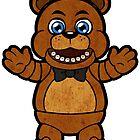 Chibi Freddy by RedFlare