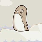 Dignified Penguin by Josh Bush