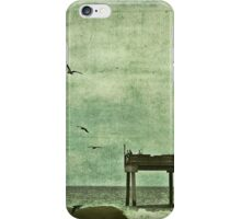 Stay (Wasting Time) iPhone Case/Skin