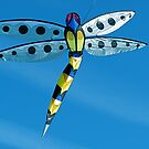 Lady Dragonfly by Jeannette Sheehy