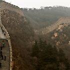 The Great Wall Of China At Badaling - 7 © by © Hany G. Jadaa © Prince John Photography