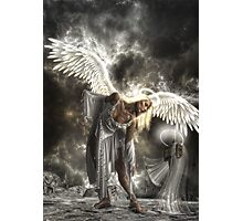 When Angels Fall  (Limited Edition) Photographic Print