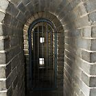 The Great Wall Of China At Badaling - 10 - Inside The Guardhouse © by © Hany G. Jadaa © Prince John Photography