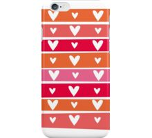 Washi Hearts iPhone Case/Skin