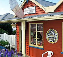 Tilba Sweet Spot at Central Tilba by Darren Stones
