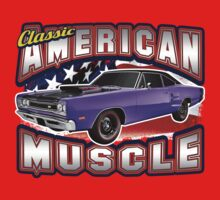 American Muscle Car Series - Super Bee Kids Clothes