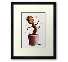 Groot Framed Print