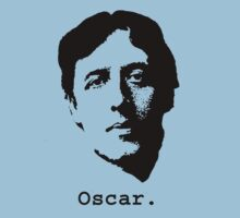 Oscar Wilde is Oscar by oscarwilde