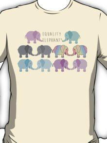 Equality elephants T-Shirt