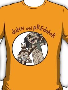Dutch and Predator T-Shirt