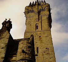 Wallace Monument (the National Wallace Monument) by Ashley W