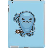 Wobbuffet iPad Case/Skin
