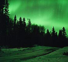 Aurora Road by peaceofthenorth