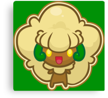 Whimsicott Canvas Print