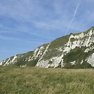 The White Cliffs of Dover by David Ratcliff