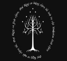 The white tree by textilestalk