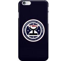 Time Enforcement Commission 2007 Logo iPhone Case/Skin