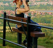 I can see my house from here ! by shakey