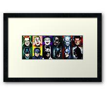 Batman 1966 - 2016 Framed Print