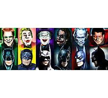 Batman 1966 - 2016 Photographic Print