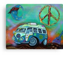 Hippie Trip Canvas Print