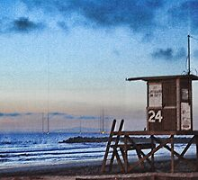 Newport Beach Tower 24 by Ryan Anderson