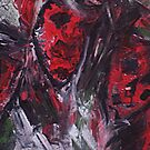 The Red Faces by Shaina Lunde