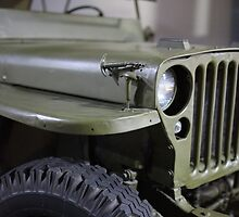 army jeep by mrivserg