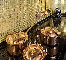 luxury  Interior kitchen  by mrivserg
