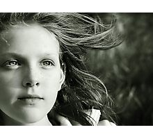 Windswept... Photographic Print
