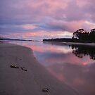 southport .tasmania by Donovan wilson