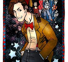 Eleventh Doctor by MonkeyManLabs