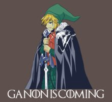 Ganon is Coming T-Shirt