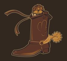snake in my boot by coinbox tees