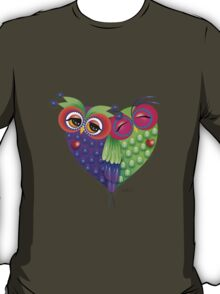 Owl´s love T-Shirt