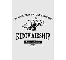 Kirov Airship Photographic Print