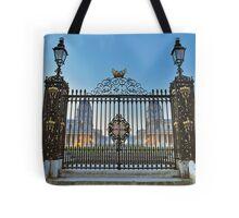 Royal Naval College Gates Tote Bag