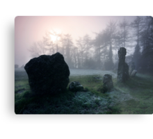 Magical Ring : Oxfordshire Metal Print