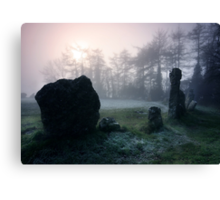 Magical Ring : Oxfordshire Canvas Print