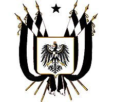 Prussia Coat of Arms Photographic Print