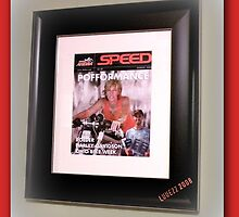 """""""SPEED"""" AHDRA's Magazine August Issue 2008 Luuezz's Photograph by Luuezz"""